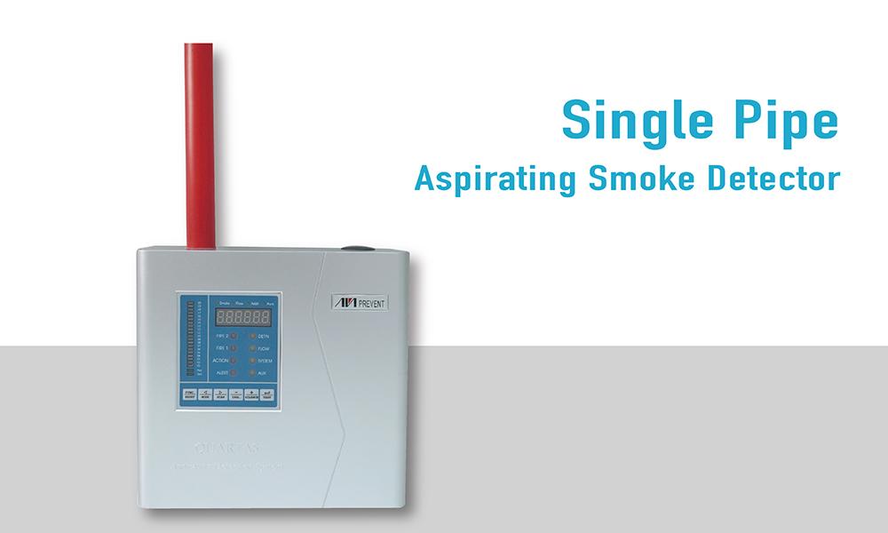 Single Pipe,Aspirating Smoke Detector,ASD,AVA,